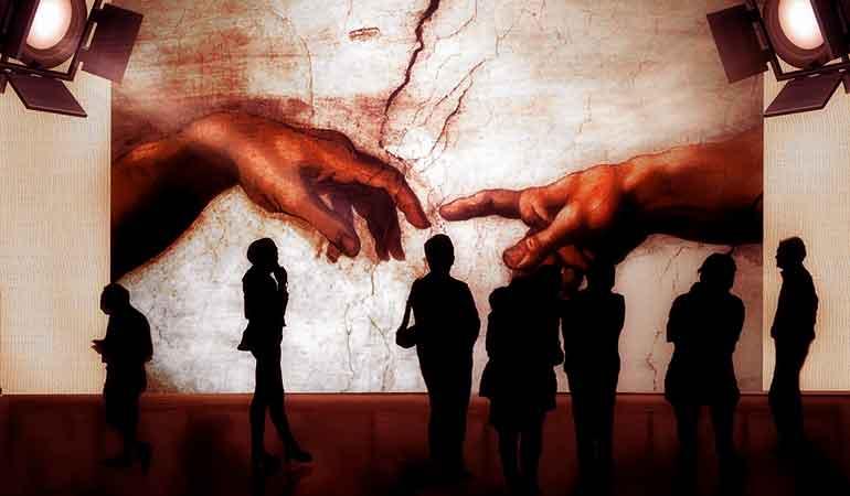 Belajar Berapresiasi Seni Rupa Modern dan Kontemporer ...