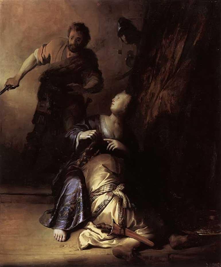 Rembrant dan Risalah Keris